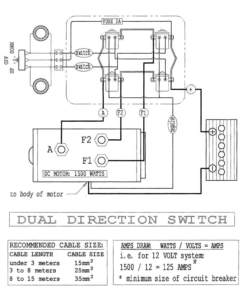 Premier Winch Wiring Diagram : Warn winch wiring diagram get free image about